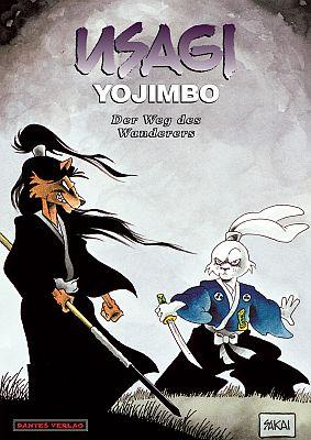 Usagi Yojimbo, Band 3 (Dantes Verlag)