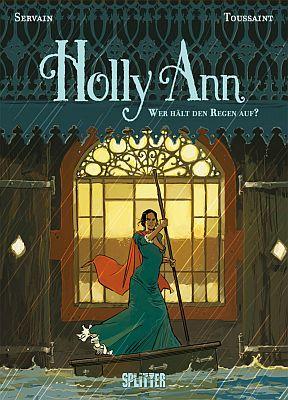 Holly Ann, Band 2 (Splitter)