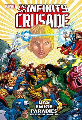 The Infinity Crusade (Panini)