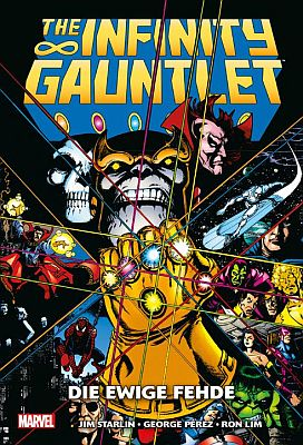 The Infinity Gauntlet (Panini)