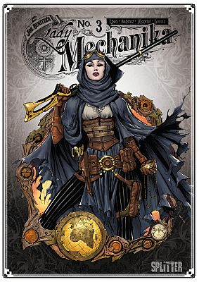 Lady Mechanika, Band 3 (Splitter)
