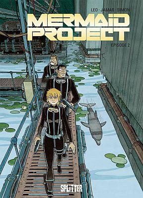 Mermaid Project, Band 2 (Splitter)