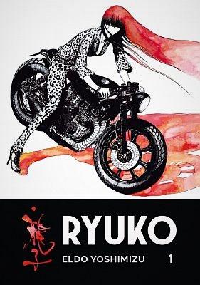 Ryuko, Band 1 (Carlsen)