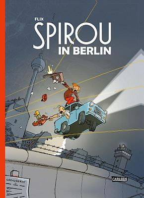 Spirou in Berlin (Carlsen)