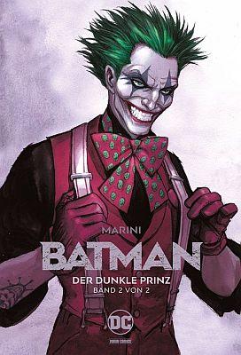Batman-Tag 2018: Der Dunkle Prinz, Band 2 (Panini)