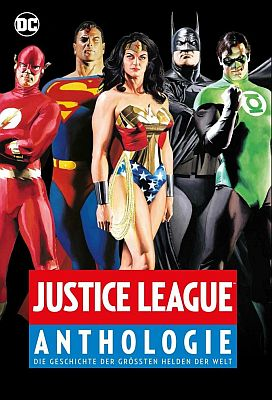 Justice League Anthologie (Panini)