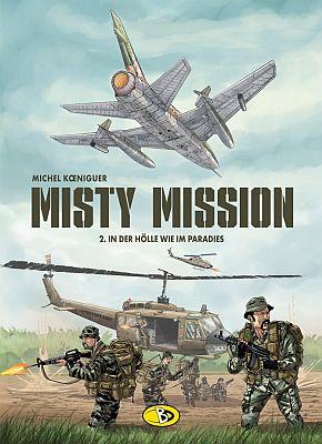 Misty Mission, Band 2 (Bunte Dimensionen)