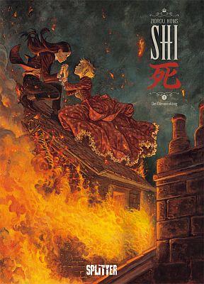 SHI, Band 2 (Splitter)