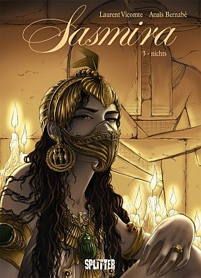 Sasmira, Band 3 (Splitter)
