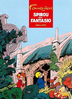 Spirou und Fantasio Gesamtausgabe, Band 9 (Carlsen)