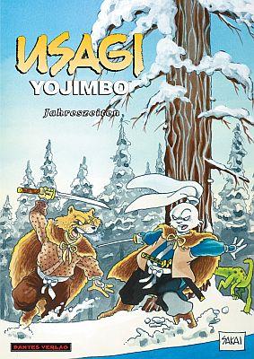 Usagi Yojimbo, Band 10+11 (Dantes Verlag)