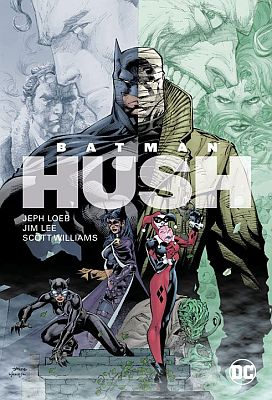 Batman: Hush, Band 1+2 (Panini)
