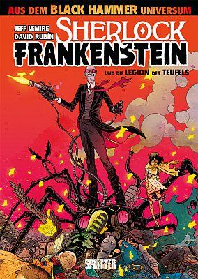 Sherlock Frankenstein (Splitter)