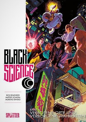 Black Science, Band 6 (Splitter)