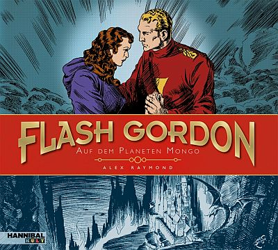 Flash Gordon, Band 1 (Hannibal)