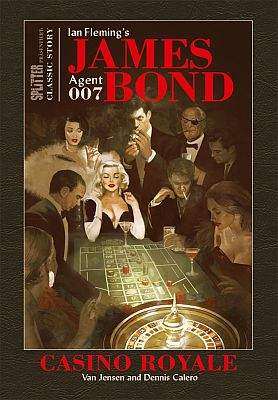 James Bond Classics: Casino Royale (Splitter)
