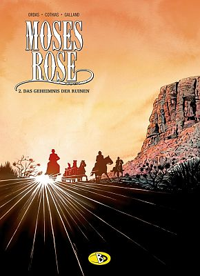 Moses Rose, Band 2 (Bunte Dimensionen)