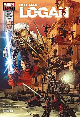 Old Man Logan, Band 7 (Panini)