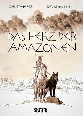 Das Herz der Amazonen (Splitter)