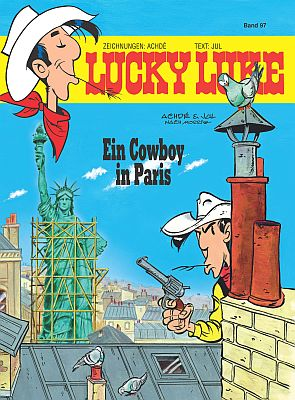 Lucky Luke, Band 97 (Egmont)