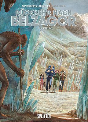 Rückkehr nach Belzagor, Band 2 (Splitter)