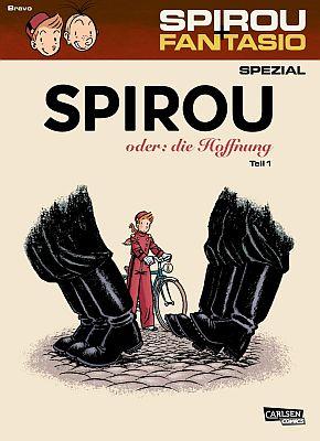 Spirou und Fantasio Spezial, Band 26 (Carlsen)