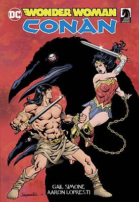 Wonder Woman/Conan (Panini)