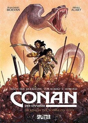 Conan der Cimmerier, Band 1 (Splitter)