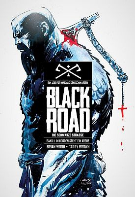 Black Road, Band 1 (Panini)