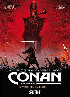 Conan der Cimmerier, Band 2 (Splitter)