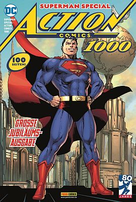 Action Comics 1000 (Panini)