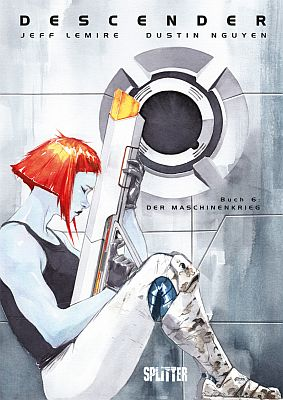 Descender, Band 6 (Splitter)
