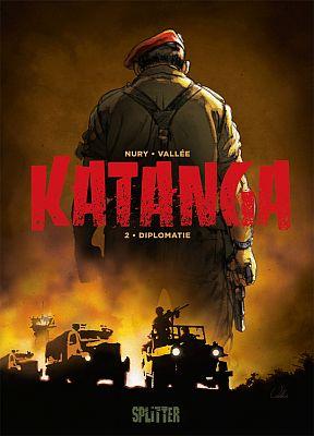 Katanga, Band 2 (Splitter)