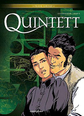 Quintett Gesamtausgabe, Band 2 (Comicplus)