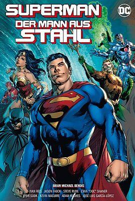 Superman: Der Mann aus Stahl (Panini)