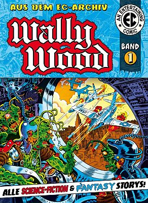 Wally Wood, Band 1 (All Verlag)