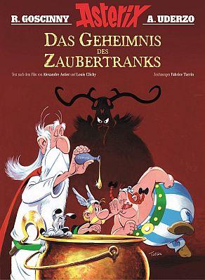 Asterix: Das Geheimnis des Zaubertranks (Ehapa)