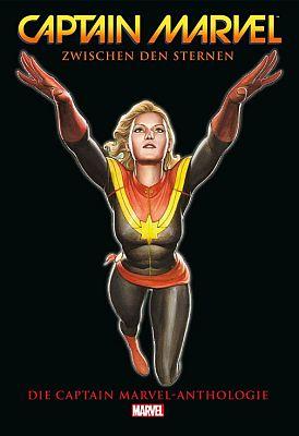 Captain Marvel-Anthologie: Zwischen  den Sternen (Panini)