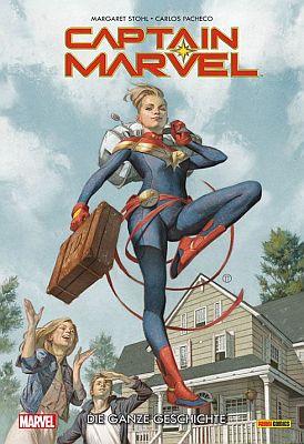 Captain Marvel: Die ganze Geschichte (Panini)