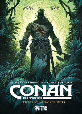 Conan der Cimmerier, Band 3 (Splitter)