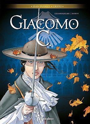 Giacomo C., Band 5 (Comicplus)