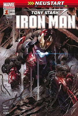 Tony Stark: Iron Man, Band 1 (Panini)