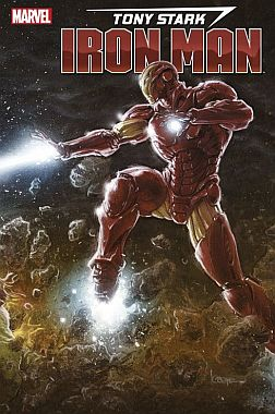 Tony Stark: Iron Man 1 (Variant Cover)