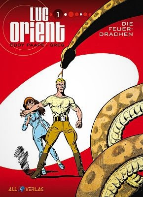 Luc Orient, Band 1+2 (All Verlag)