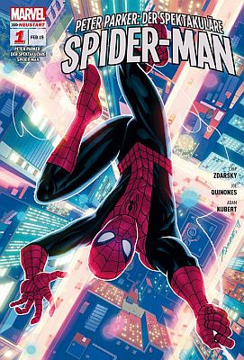 Peter Parker: Der Spektakuläre Spider-Man, Band 1 (Panini)