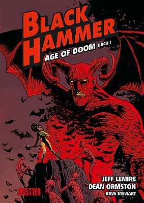 Black Hammer, Band 3 (Splitter)