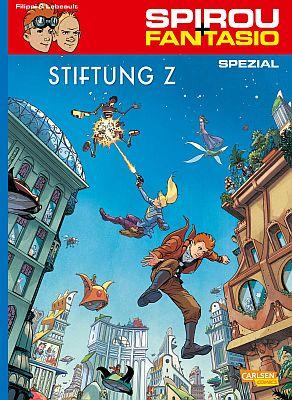 Spirou und Fantasio Spezial, Band 27 (Carlsen)