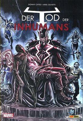 Der Tod der Inhumans (Panini)