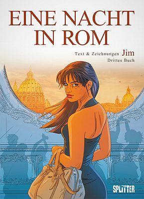 Eine Nacht in Rom, Band 3 (Splitter)