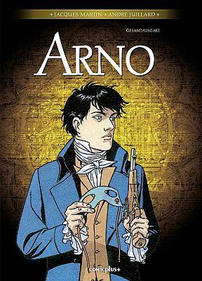Arno Gesamtausgabe (Comicplus)